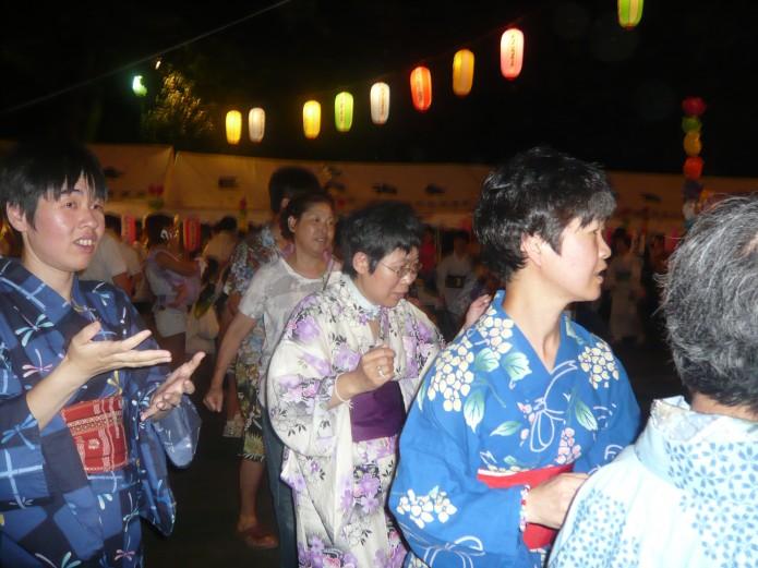 諏訪神社夏祭り10