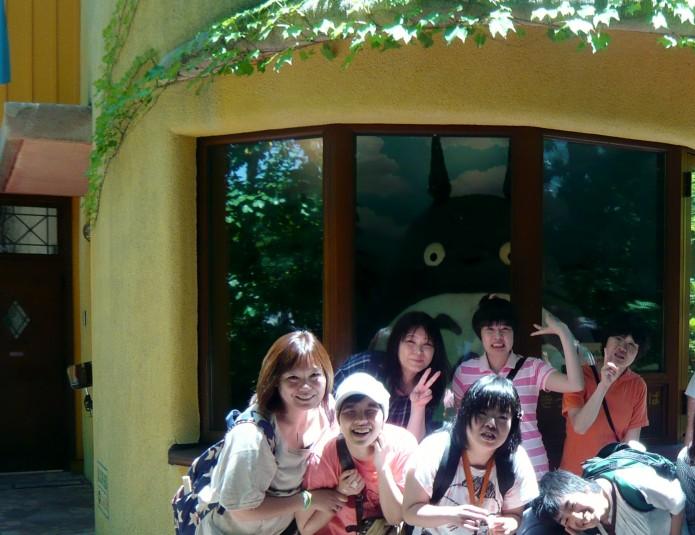 ジブリ美術館 (2)